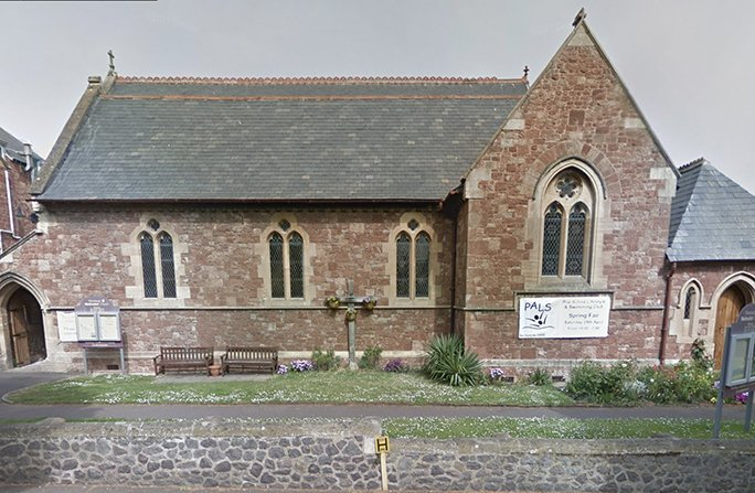 Minehead Methodist Church - Contact & Directions